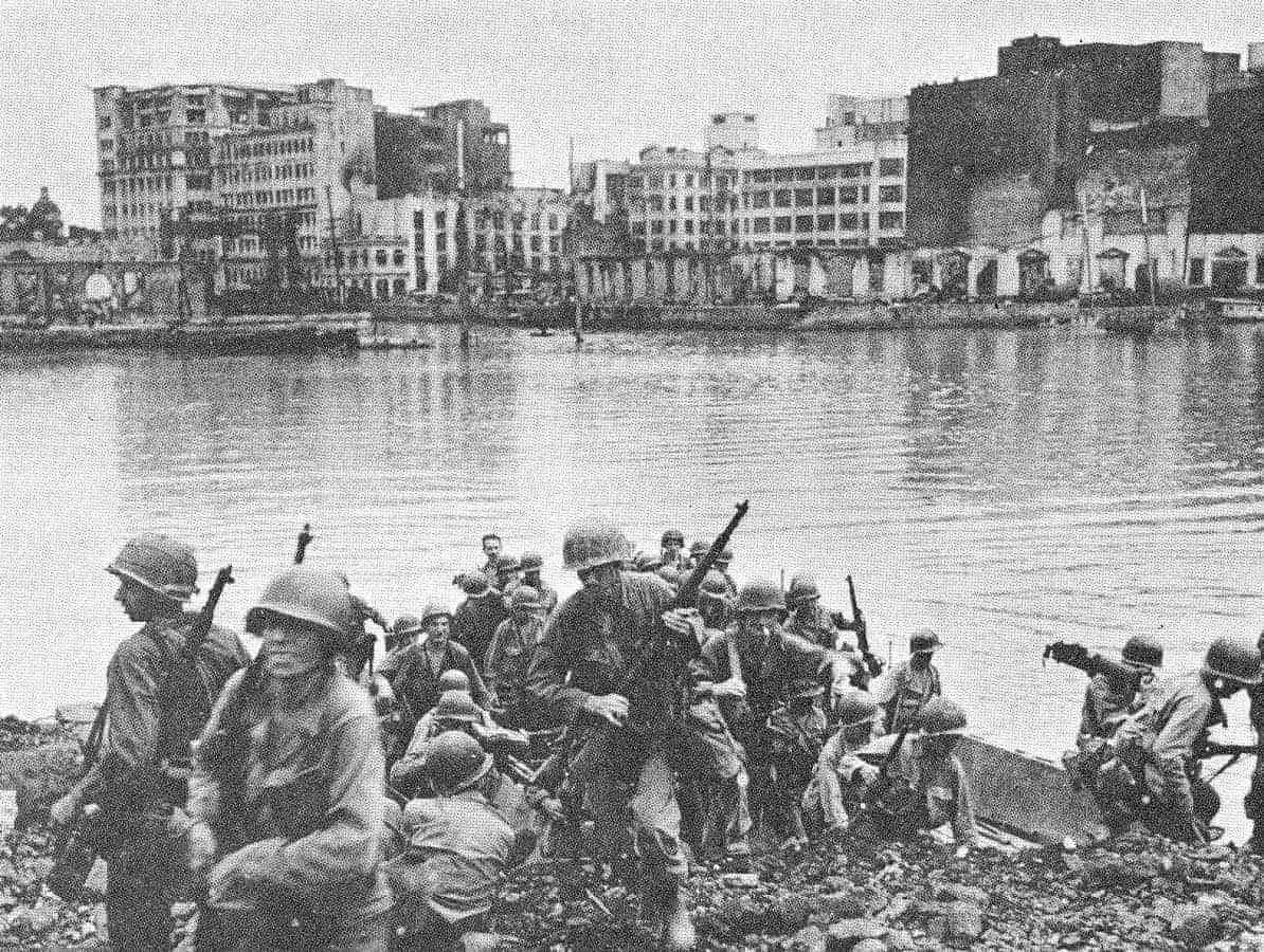 This Day In History The Battle For Manila Begins 1945