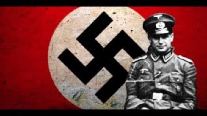 Mundschutz Adolf Hitler