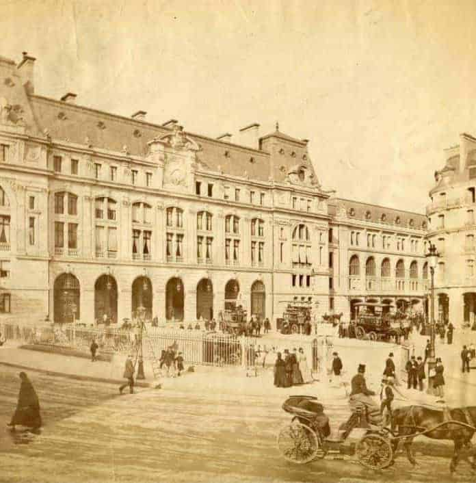 This Day In History: An Anarchist Bombs Café Terminus In Paris