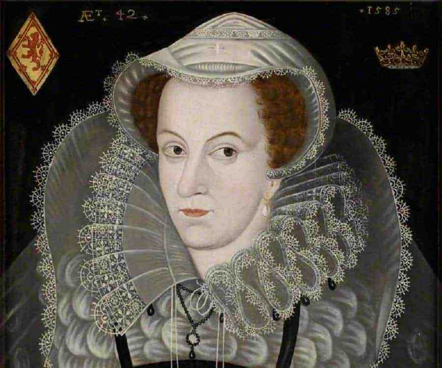 this day in history mary queen of scots was executed 1587