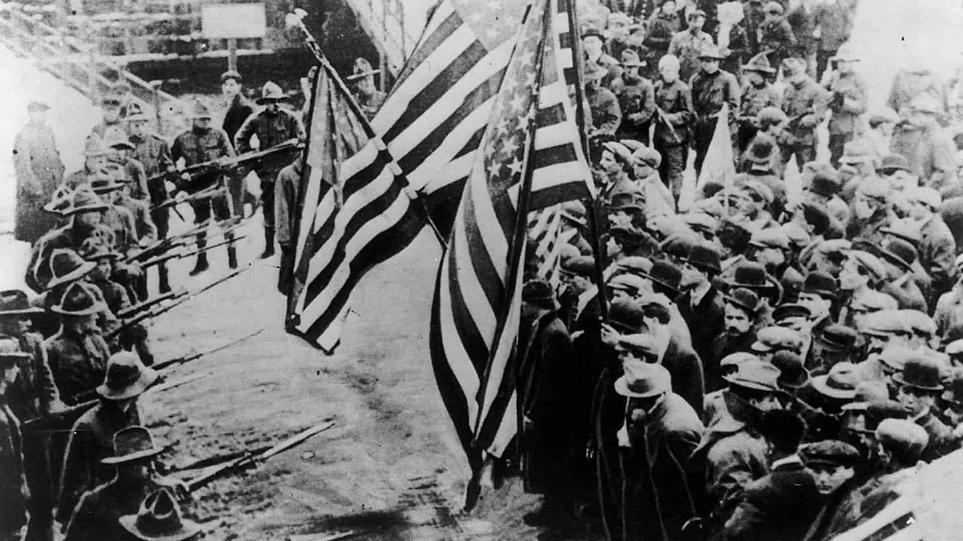 By Strike Picket Or Boycott 6 Violent American Labor