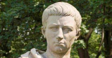 Today In History: Caligula Accepts the Titles of The Principate (37)