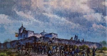 Today In History: The Mexican Army Massacres Hundreds During the Texas Revolution (1836)