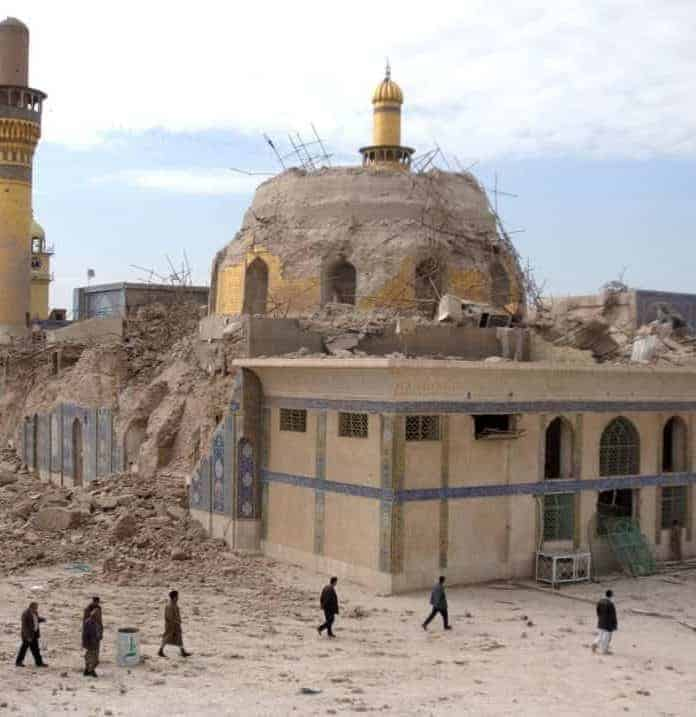 8 Ancient Monuments Destroyed By Modern War