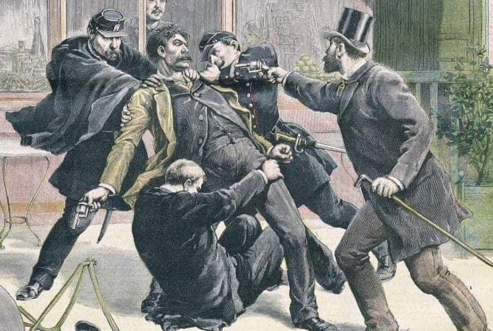 The Dynamite Boys of the 1890s Terrorized Paris