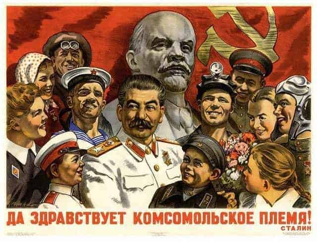 Joseph Stalin's Cult Of Personality