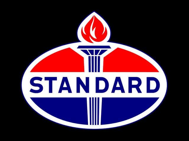 Standard Oil Company Logo Historycollection Co