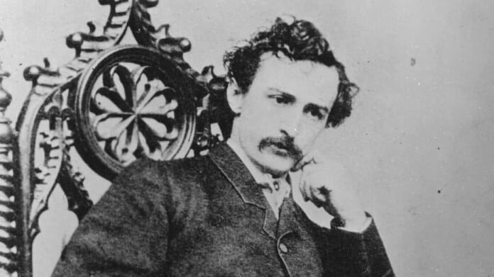 Today In History Assassin John Wilkes Booth Is Killed 1865