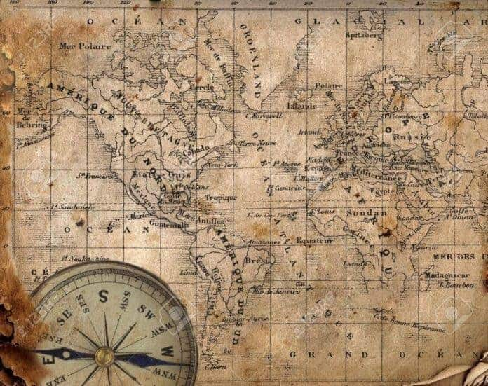 Navigating the Ancient World: 6 Maps that Changed How People Viewed ...