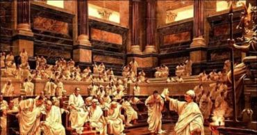 A Terrorist Plot in Ancient Rome: Uncovering the Catiline Conspiracy