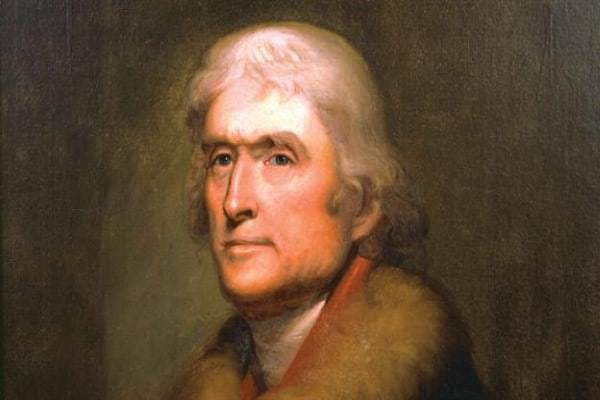 Today in History: Thomas Jefferson Is Born (1743)