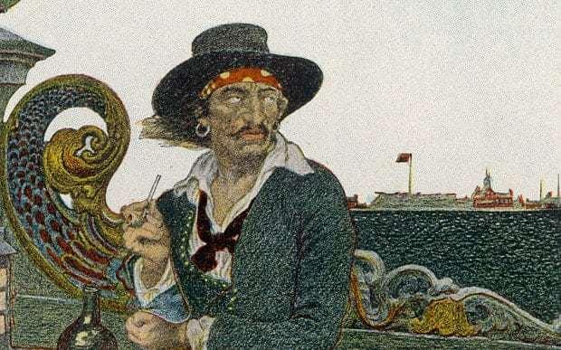 Captain Kidd's Gold: The True Story Of An Adventurous Sailor Boy