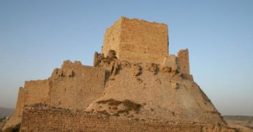 In 1183, a Muslim Military Leader Refused to Attack this Castle For a Very Strange Reason