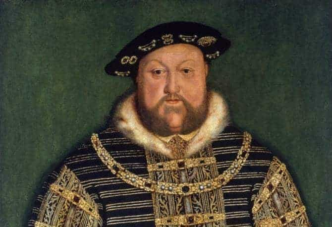 who ruled after henry viii