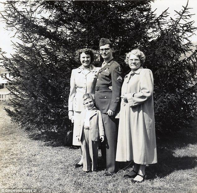 Desmond Doss Dorothy Doss
