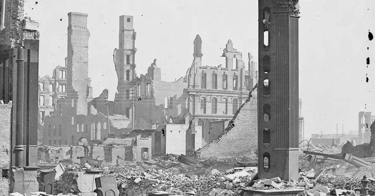 The Great Chicago Fire Of 1871 Remains Shrouded In Mystery