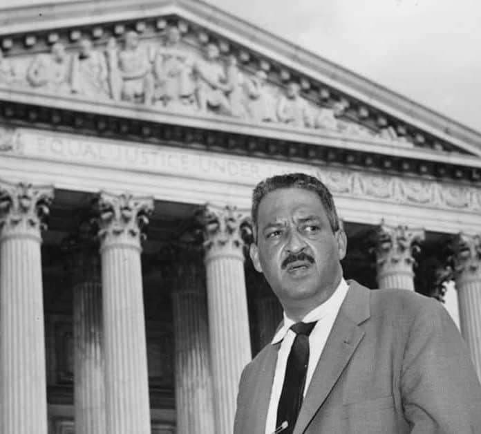 Today in History: Thurgood Marshall is Nominated for the Supreme Court (1967)