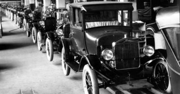 Today in History: Ford Motor Company is Incorporated (1903)