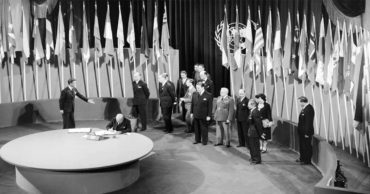 Today in History: United Nations Charter is Signed in San Francisco (1945)