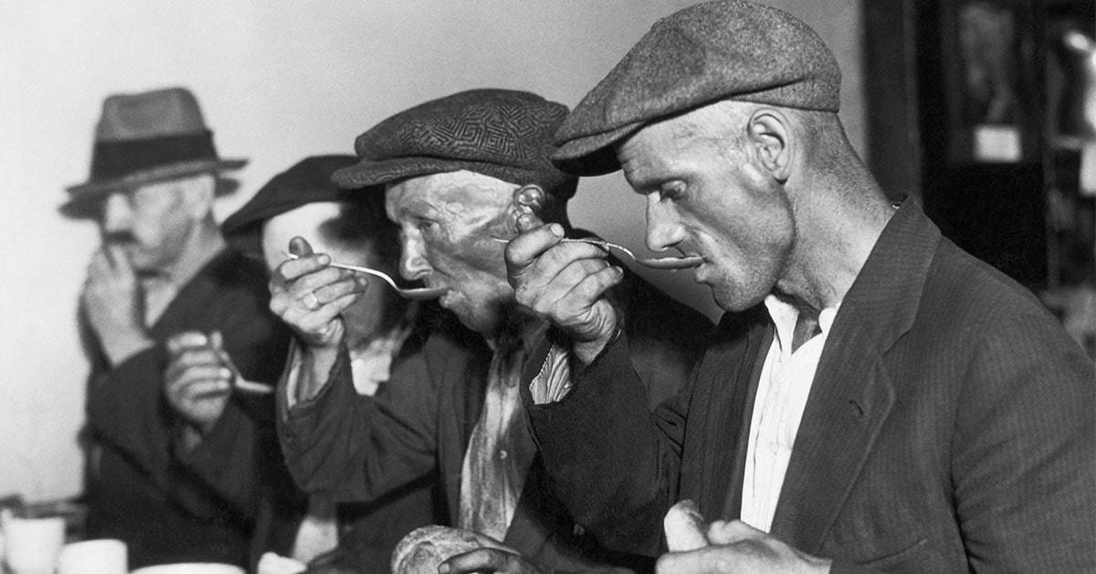 A Notorious Gangster Started One Of The First Soup Kitchens In America  During The Great Depression