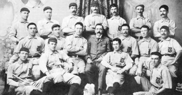 Today in History: The First Official Baseball Game is Played (1846)