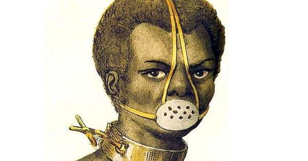 The Girl in the Iron Mask: The Legend of the Slave Girl, St. Escrava Anastacia