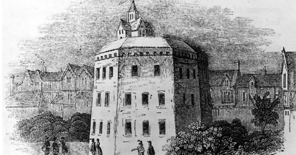 Today in History: The Famous Globe Theater Burns in London (1613)
