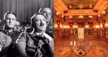 Treasure Hunters Claim They Have Found the Long Lost Nazi Amber Room