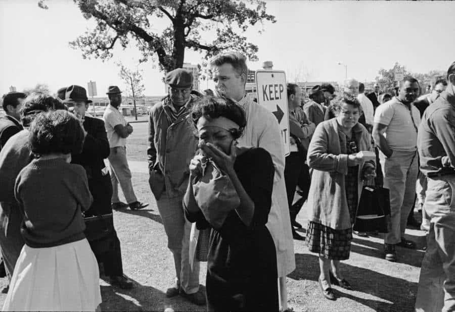 ST-524-16-63. Arrival of President John F. Kennedys