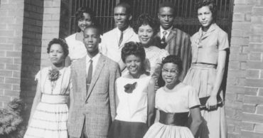 24 Photographs of Civil Rights Pioneers The Little Rock Nine
