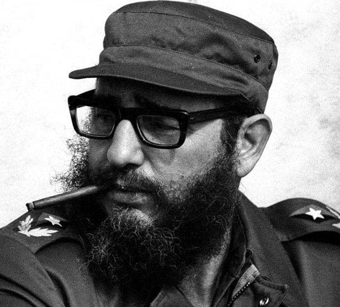 25 Rare Pictures of Fidel Castro