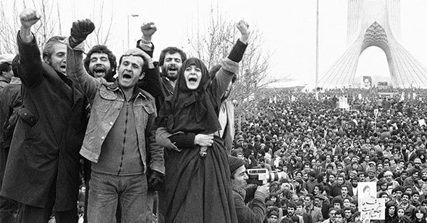Image result for iranian revolution