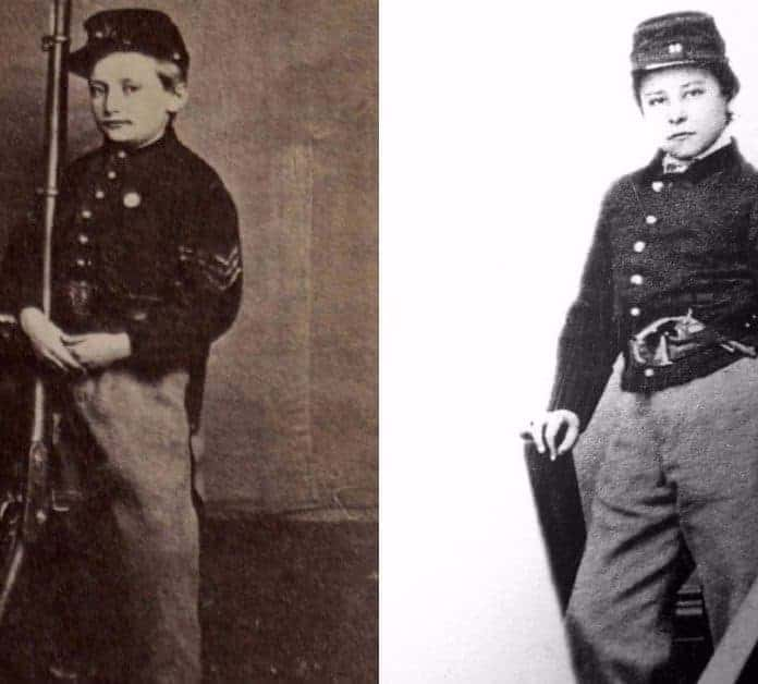 Kids in Battle: 10 American Child Soldiers of the Civil War
