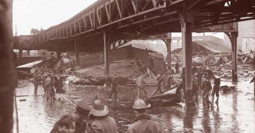 20 Photographs of the Destruction of the Great Boston Molasses Flood