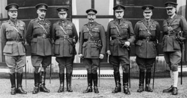 The Lions That Led: The 10 Greatest Generals of the First World War