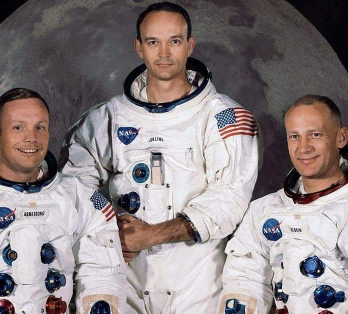 22 Photographs of the Historic Apollo 11 Mission