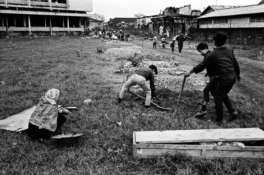 A history of tet offensive in 1968