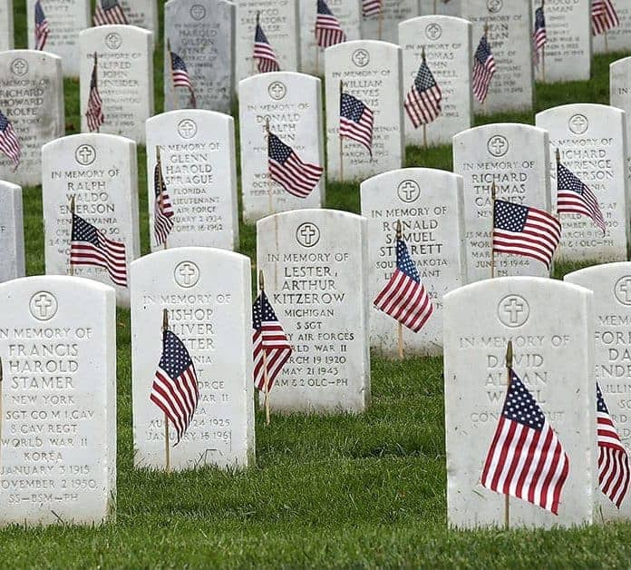 10 Famous Americans Buried at Arlington National Cemetery