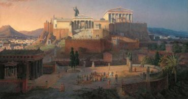 10 Prominent Figures From Ancient Athens