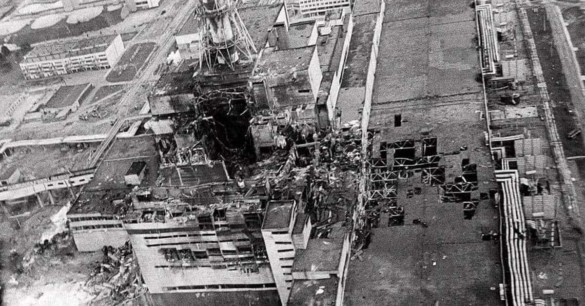 32 Photos Of The Infamous 1986 Chernobyl Disaster