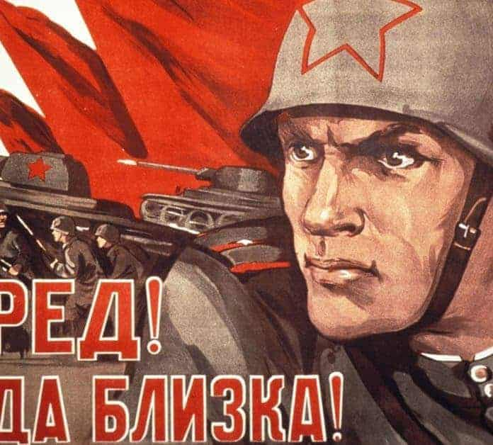 50 Communist Propaganda Posters from the Soviet Union