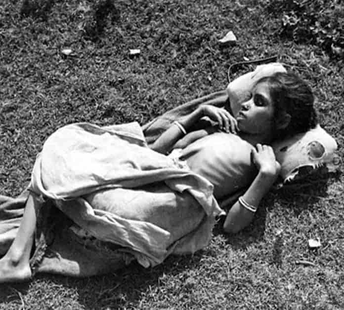 40 Images of the Tragic Bengal Famine of 1943