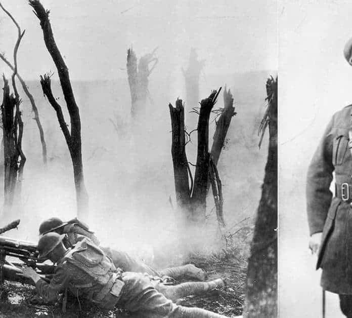 This WWI Soldier Fought So Bravely, Even Captured Enemies Congratulated Him