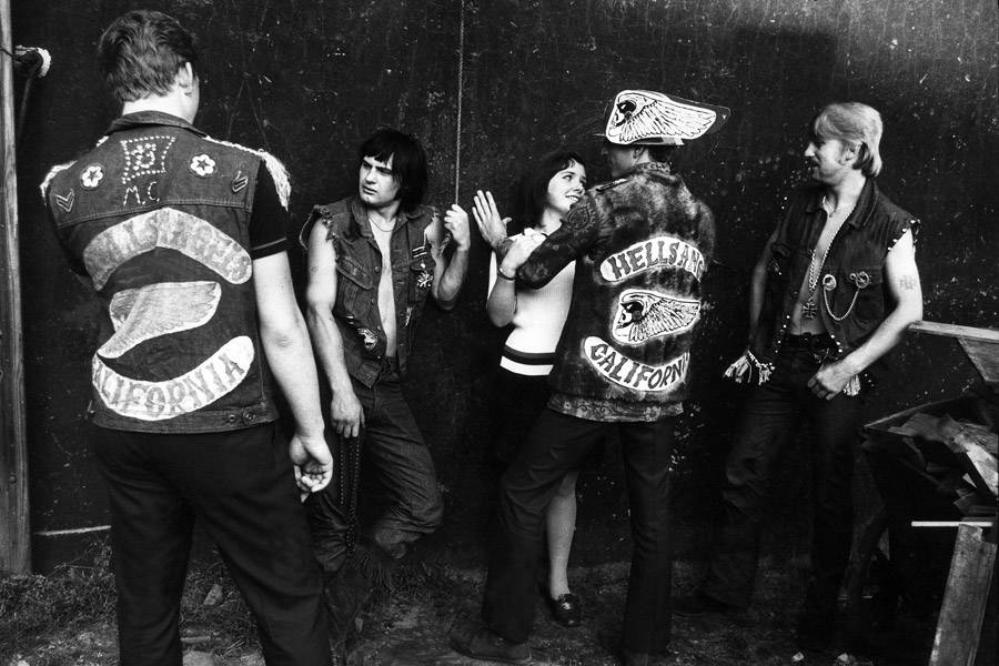 Photographs Of The Mayhem Of 1 Motorcycle Gangs-6651