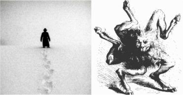 The Dark Prints: The Baffling Mystery of the Devil's Footprints