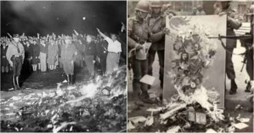 Photos Showing the Dangers of Censorship and Oppressive Regimes Throughout History