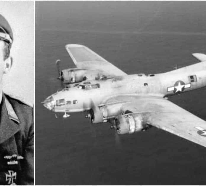 Mercy in War: The Story of a German Pilot and a Crippled B-17 During WWII