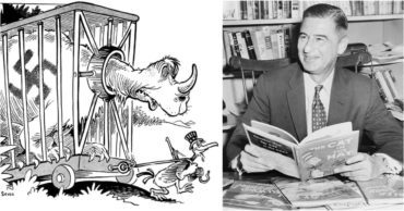 Dr. Seuss Propaganda: 9 Suprising World War II Propaganda Cartoons Drawn by the Famous Artist