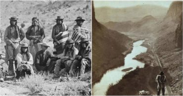 Photos Documenting the Settling of the Wild West
