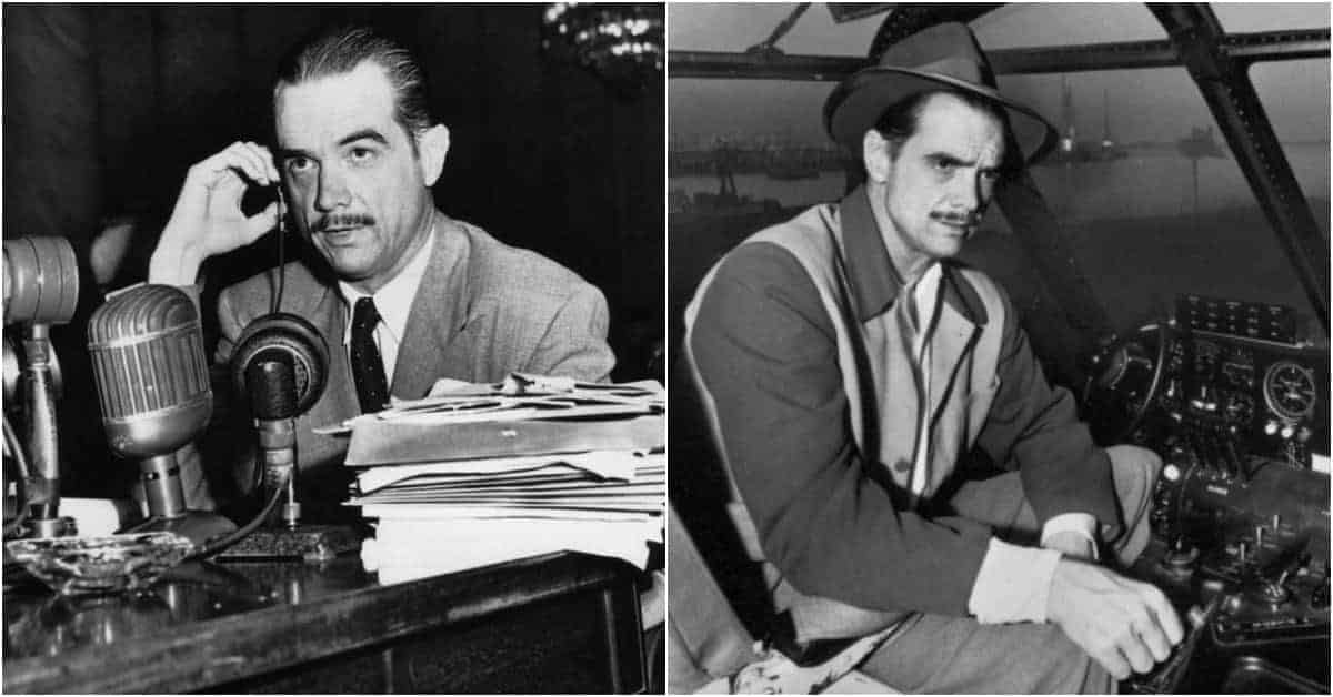 howard hughes and ocd